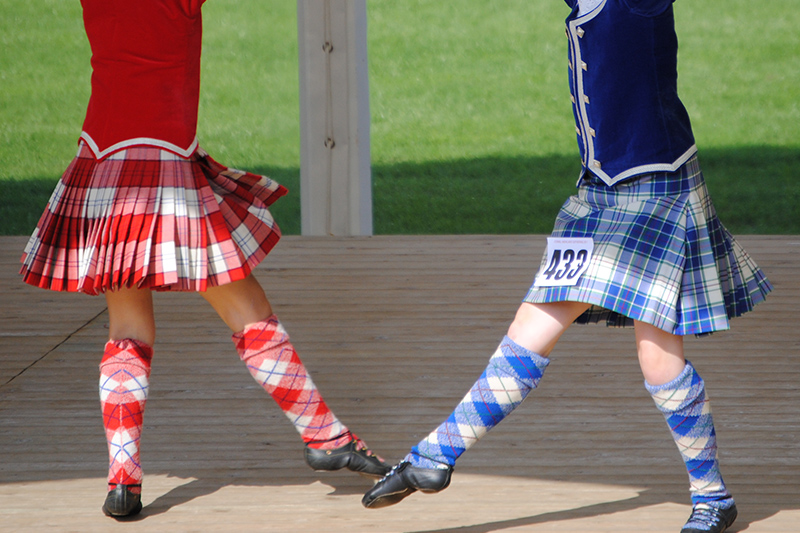 Aberdeen Day Tour to Highland Games