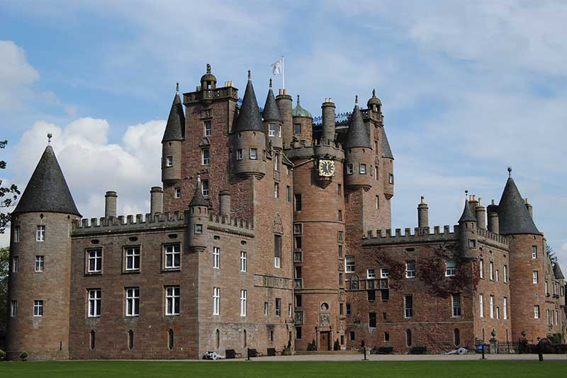 Aberdeen Day tours Glamis Castle and Glenshee Tour
